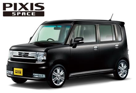 PIXIS スペース>