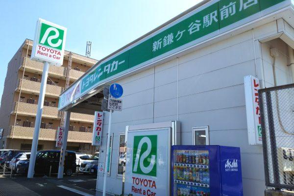 新鎌ヶ谷駅前店>側面