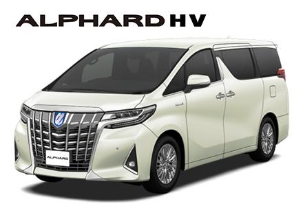 アルファード HV>